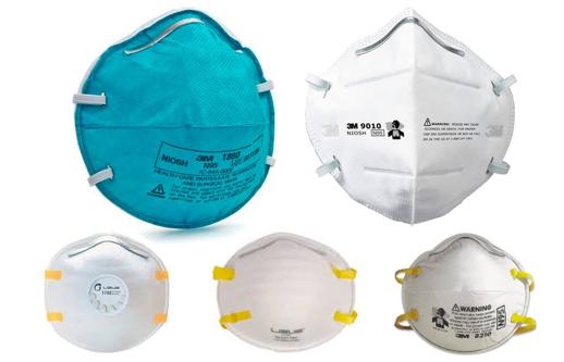 Dispositivos de protección respiratoria